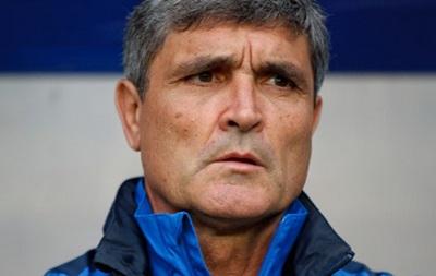 Тренер Днепра отпразднует успех с футболистами в ресторане