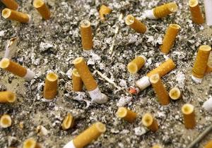 В Китае окурки от сигарет будут использовать для защиты от ржавчины