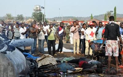 Теракт в Нигерии унес десяток жизней