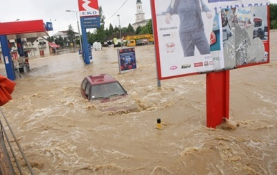 В результате наводнения в Сербии погибли уже 35 человек