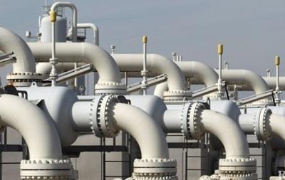 Украина увеличила запасы газа в хранилищах до 10 млрд кубометров