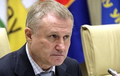 Григорий Суркис: Федерация футбола имеет конфликт внутри себя