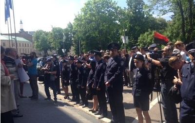 Во Львове опять требовали отставки губернатора