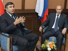 Саакашвили обвинил Путина во лжи