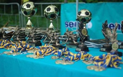 Футбольный турнир для людей с ограниченными возможностями