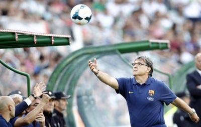 Бывший тренер Барселоны пожелал игрокам клуба спокойствия