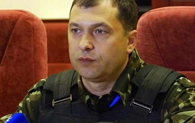 Народного губернатора  ЛНР Болотова пропустили в Россию за взятку – СБУ
