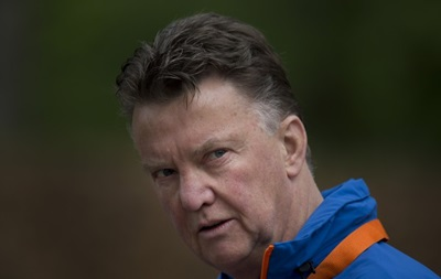Официально: Луи ван Гал возглавил Манчестер Юнайтед
