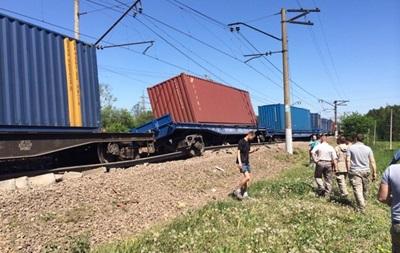 В Подмосковье столкнулись пассажирский и грузовой поезда, есть погибшие