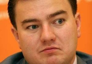 Ющенко уволил днепропетровского губернатора