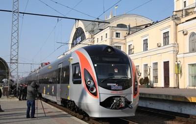 Укрзализныця запустит поезд Hyundai Киев - Трускавец