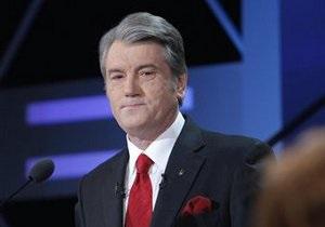 Ванникова опровергла информацию о планах Ющенко баллотироваться по мажоритарному округу