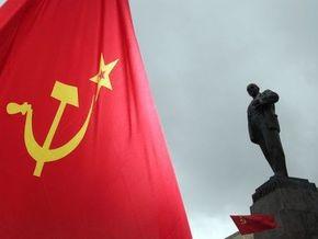 Украинские коммунисты открыли новый памятник Ленину