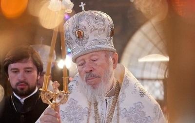 ГПУ подозревает Януковича, Пшонку и Захарченко в намерении отстранить митрополита Владимира от управления УПЦ (МП)