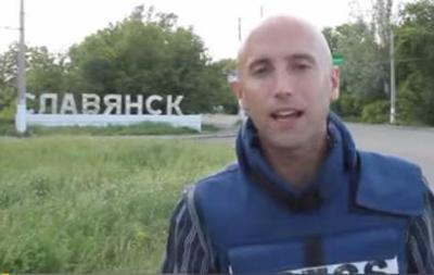 Сотрудник Russia Today освобожден после задержания украинскими силовиками