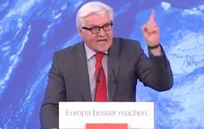 Гневная речь об Украине главы МИД Германии стала интернет-хитом