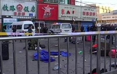 На заході Китаю сталася серія вибухів, щонайменше 31 людина загинула