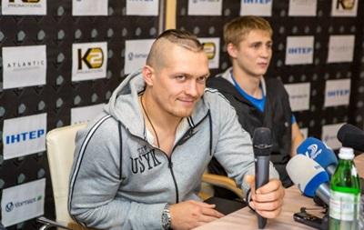 Александр Усик: Я очень жду поединка с Кренсом