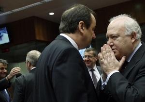 Главы МИД ЕС просят Еврокомиссию рассмотреть заявку Сербии на вступление ЕС