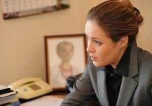 Королевская: Под ходатайством об освобождении Тимошенко подписались 50 депутатов