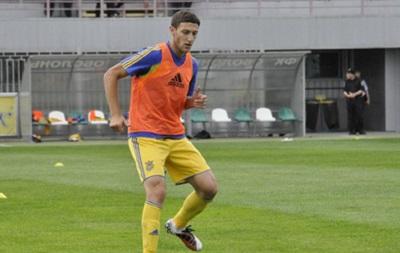 Защитник сборной Украины: Все ребята уже  наелись