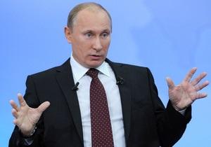 Путин не видит в ЕЭП и Таможенном союзе возрождения СССР