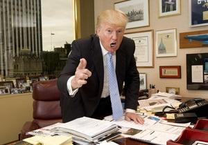 Дональд Трамп пообещал пожертвовать миллионы долларов в обмен на публикацию аттестатов Обамы