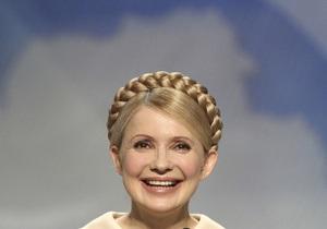 Тимошенко сегодня поучаствует в программе Лучший кандидат