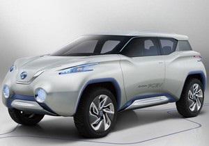 Nissan разработал концептуальный водородный автомобиль
