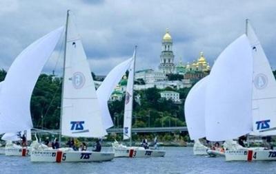 Открытый Чемпионат Киева по парусному спорту