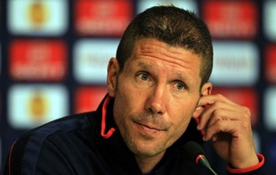 Главный тренер Атлетико Диего Симеоне дал пресс-конференцию о предстоящем матче Лиги Чемпионов