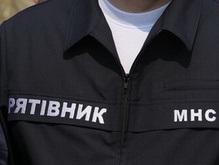 В Крыму турист уснул на парапете 25-метрового моста