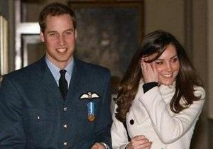 Таблоид написал о грядущей свадьбе принца Уильяма