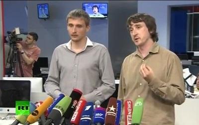 Журналисты LifeNews признались, что их освободил Кадыров