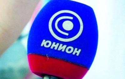 От донецкого телеканала Юнион требуют изменить редакционную политику
