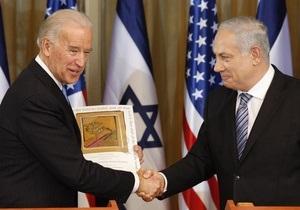 Байден: Между США и Израилем нет расхождений в вопросах безопасности