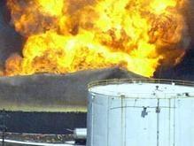 Минобороны назвало причину пожара на складах боеприпасов под Лозовой