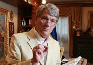 Прокурор: Суд может в принудительном порядке заставить Ющенко давать показания