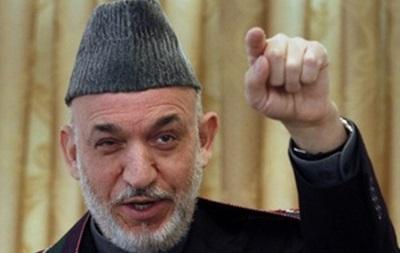 Президент Афганистана  отказался от встречи с Обамой