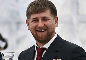 В Грозном прошла инаугурация Рамзана Кадырова