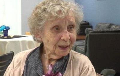 99-летняя американка закончила колледж