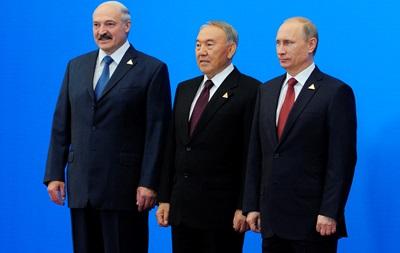 РФ, Беларусь и Казахстан подпишут договор о Евразийском союзе