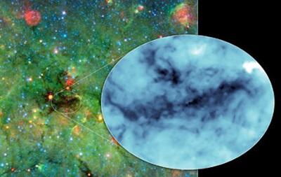 Ученые обнаружили  колыбель  70 тысяч звезд