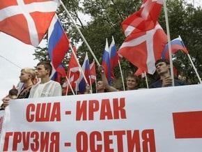 Полиция Грузии задержала активиста российской организации Наши
