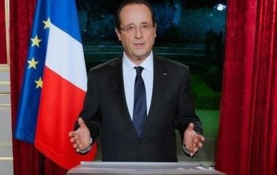 Олланд раскритиковал Евросоюз и призвал пересмотреть подходы к работе