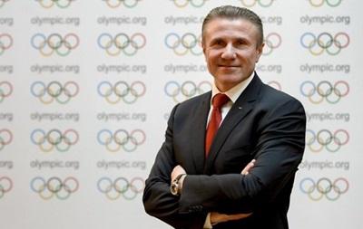 Бубка займется развитием олимпийского движения в мире