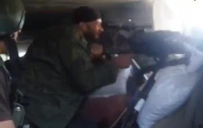 В Славянске ополченцы обстреляли огневые точки украинских военных