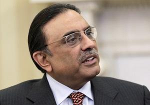 Президент Пакистана перенес инсульт