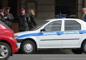 В Москве случайно застрелился милиционер