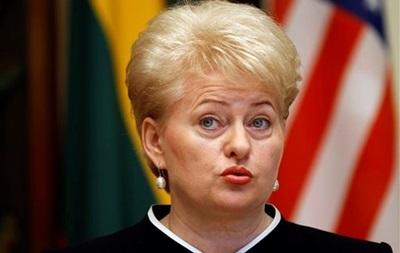 ЕС намерен подписать СА с Украиной 27 июня – президент Литвы